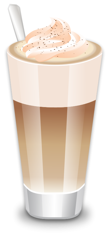 Cup clipart iced coffee Check Art link visiting Art