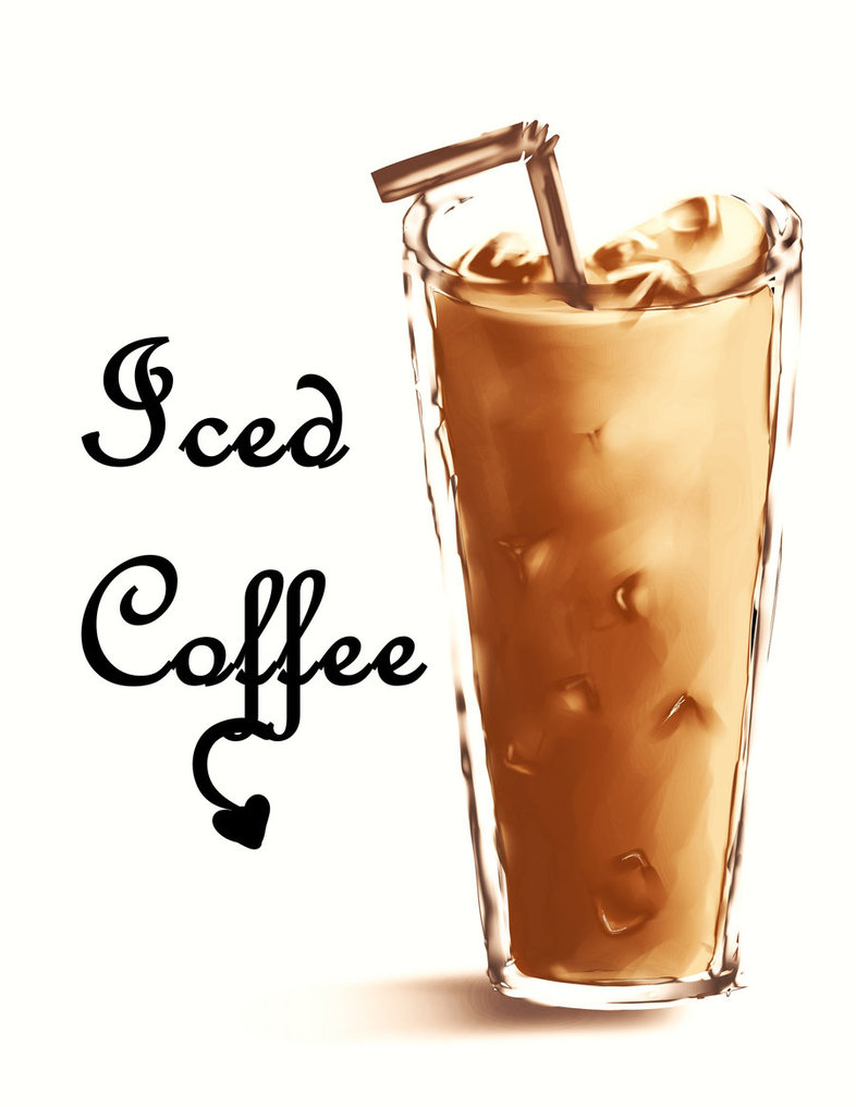 Coffee clipart cofee Clipart clipart The Iced Cliparts