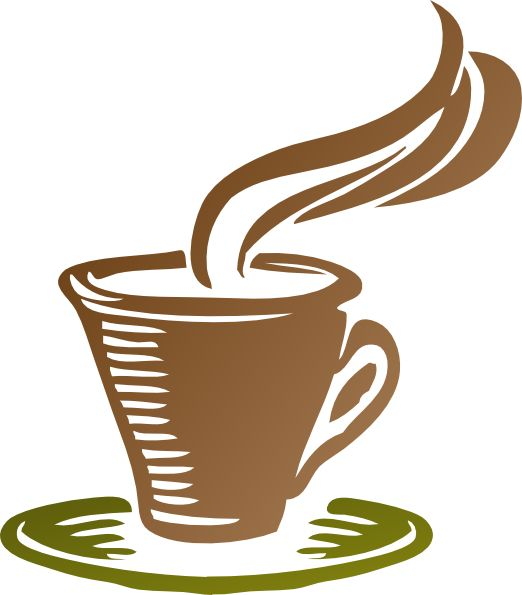Coffee clipart cartoon On logo cup 64 unique