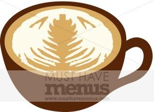 Cappuccino clipart latte Clipart Coffee Clipart Latte Latte