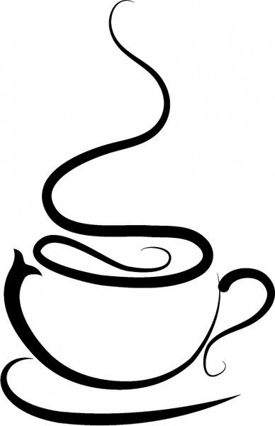 Cappuccino clipart gambar Cup 562 (211 vector