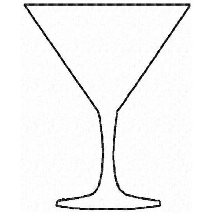 Whit clipart martini glass Art Clip Martini Free Free