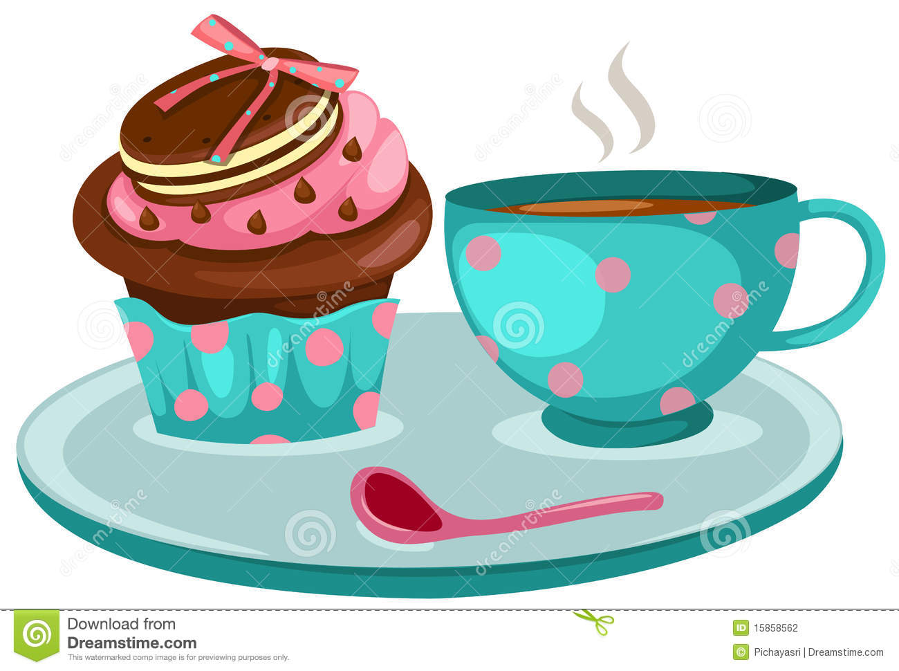 Teacup clipart coffee morning Cup collection Cute And clip