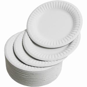 Bowl clipart paper plate  Paper Plates