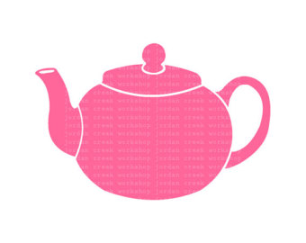 Teapot clipart teacup Time free clip 0 on