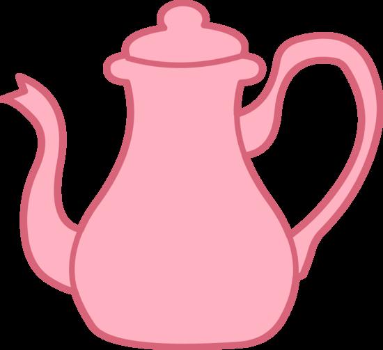 Teapot clipart cute Outline Clipartix 4 art clipart