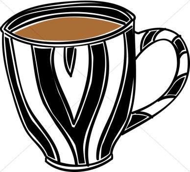 Coffee clipart refreshments Coffee church clipart  sharefaith