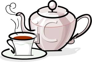 Kettle clipart teacup Of Coffee Image: A Coffee