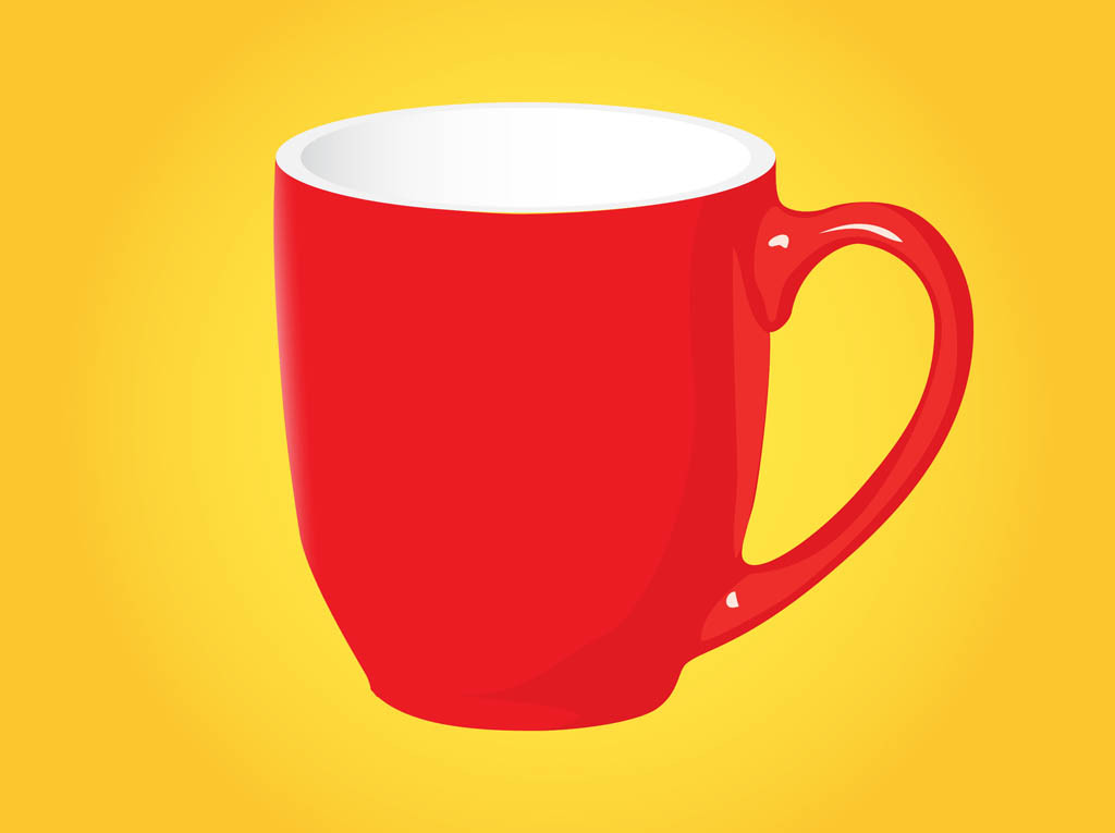Mug clipart red cup Free on Download Coffee Clip