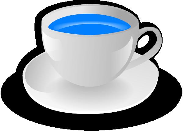 Cup clipart water cup Vector clip Clip art Clker