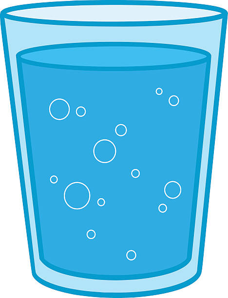 Blue Water clipart glass water Collection Glass clipart Clip clip