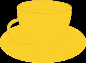 Mug clipart yellow Art online Art vector com