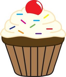 Pice clipart vanilla cupcake Cupcake Clipart Clipart Clipart Panda