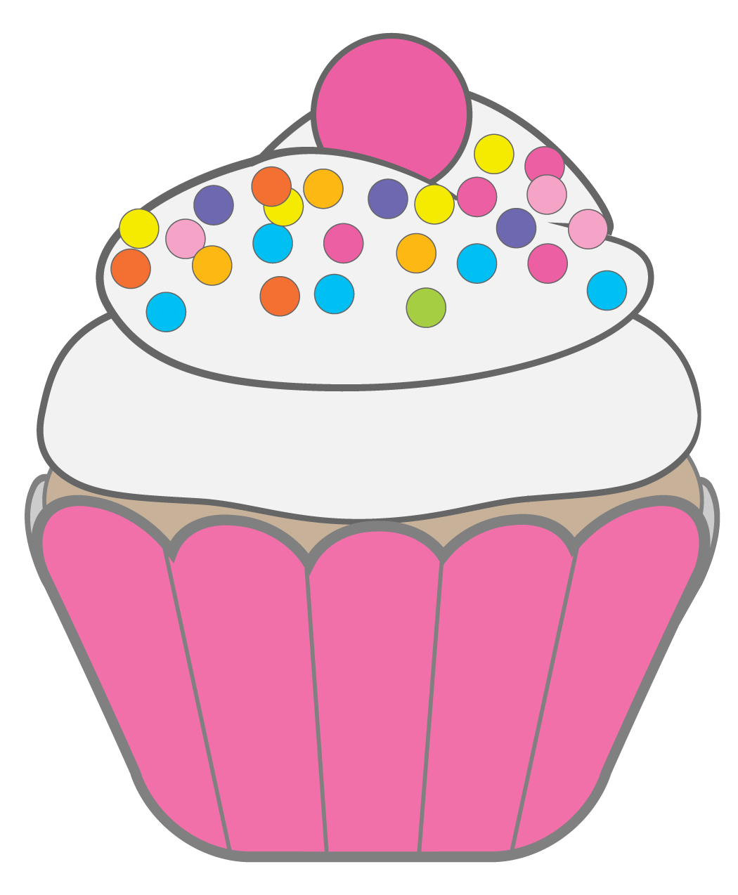Drawn cupcake silhouette Clipart Images Happy Clipart happy%20birthday%20cupcake%20clipart