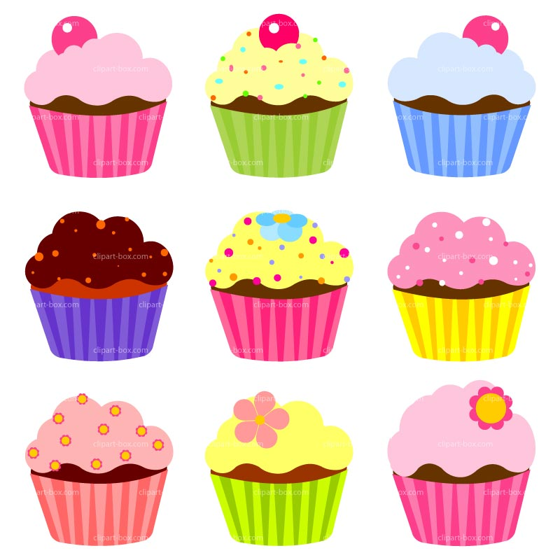 Cupcake clipart Free clipart images Cupcake clipart