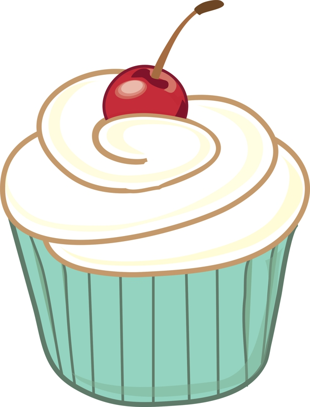 Pice clipart vanilla cupcake Cupcake%20clipart Download Free Clipart Clipart