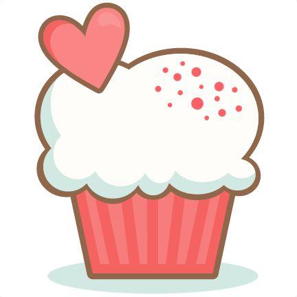 Cupcake clipart Doodle best scrapbook files SVG