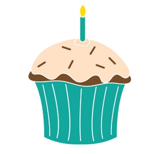 Muffin clipart plain Birthday Images Panda computer%20lab%20animated Clip