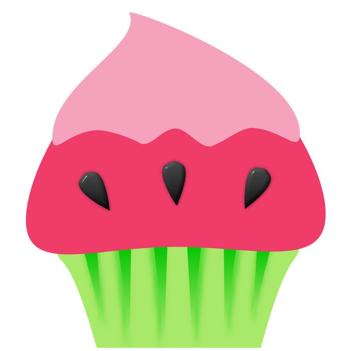 Muffin clipart cute cake ETC on Pinterest BOLOS CUPCAKE