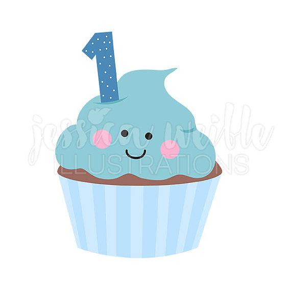 Birthday clipart muffin Clip Cupcake Birthday Clipart art