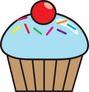 Frosting clipart chocolate cupcake Clipart Info cupcakes Panda Free