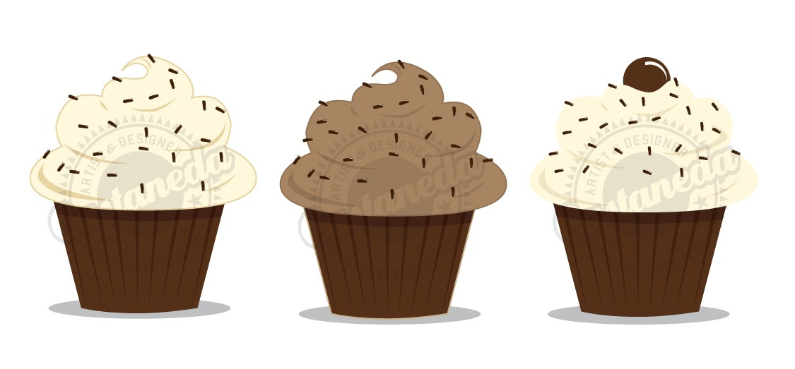 Muffin clipart chocolate cupcake Chocolate item? this clipart cupcake