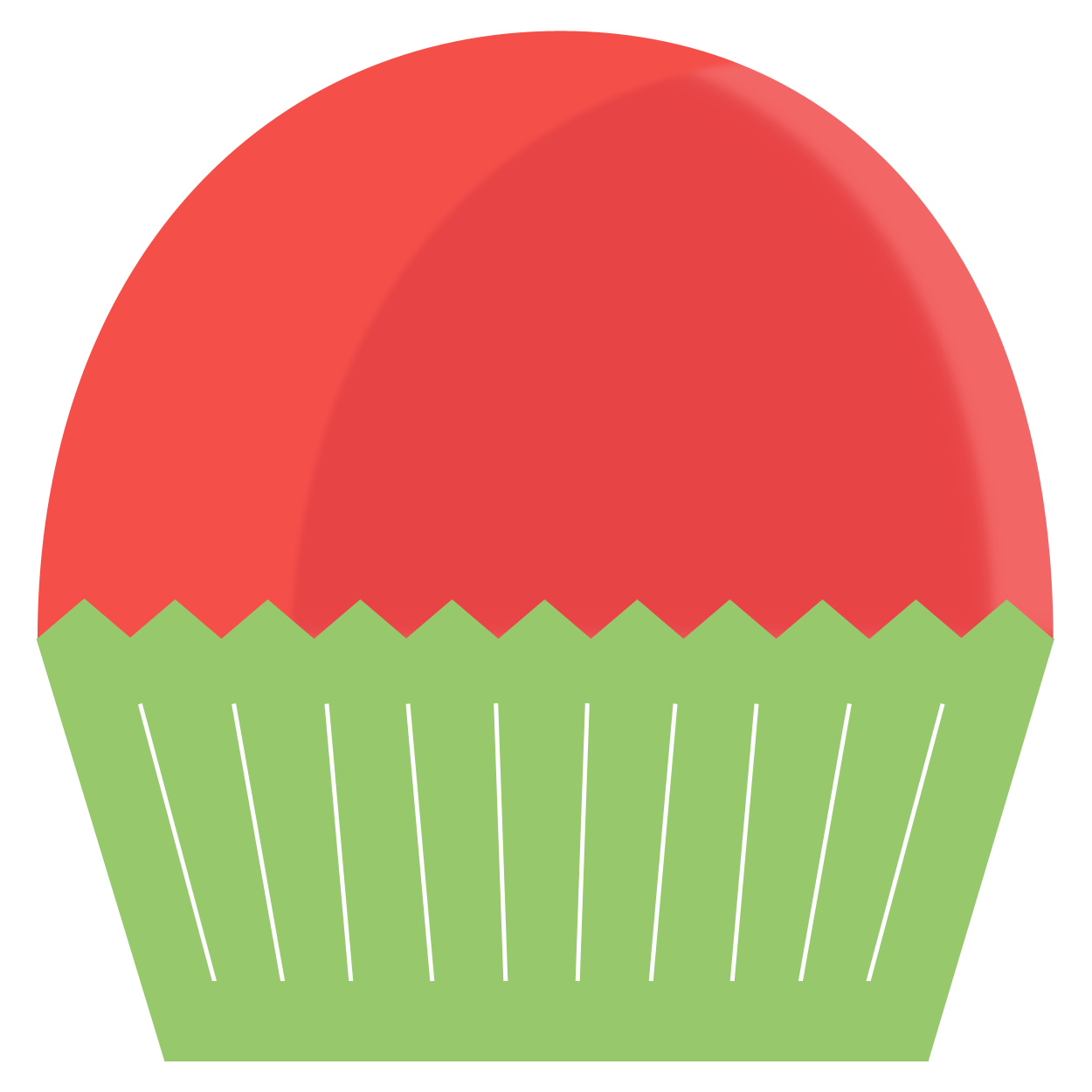 Watermelon clipart cupcake Flavors Clipart Cupcake Clipart cupcake