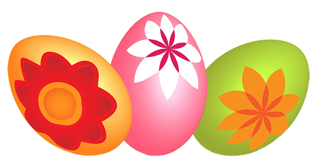 Color clipart transparent background Easter Clipart 12148 Clipart Easter