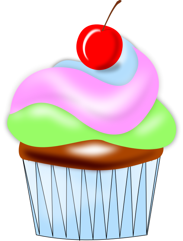 Muffin clipart colorful cupcake Free Clipart Clipart cupcake%20clipart Download