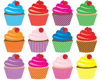 Muffin clipart fresh Art Bakery Art Cupcake Birthday