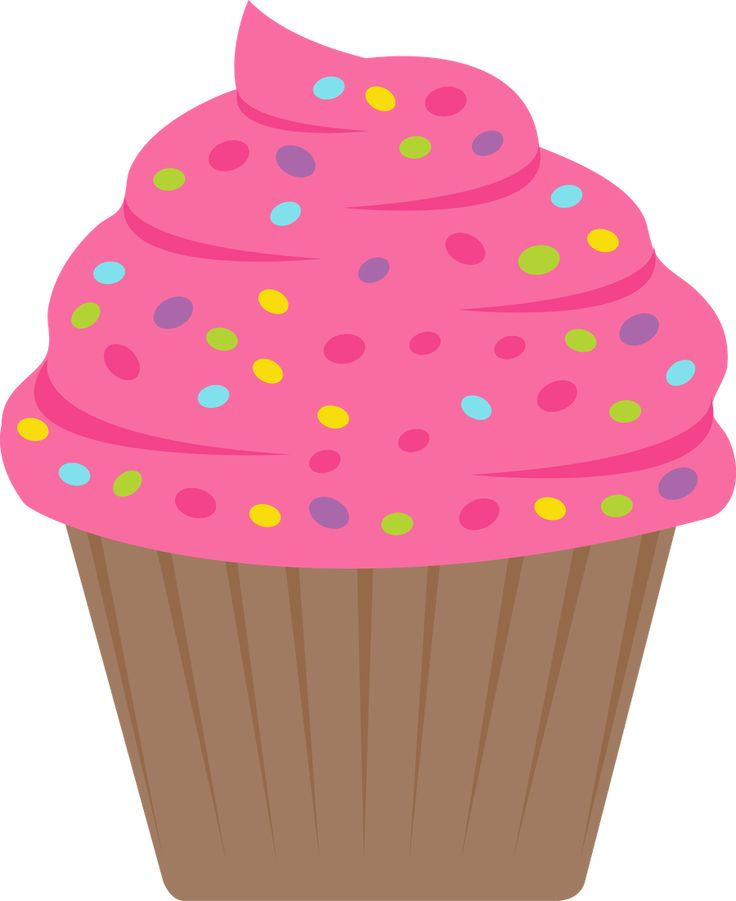 Pastry clipart orange cupcake Cupcake 884 on about art