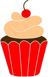 Icing clipart red cupcake Clipart Free Free Images Art