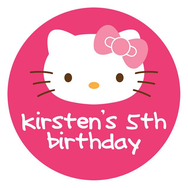 Hello! clipart birthday Kitty Hello com Clipartion Hello