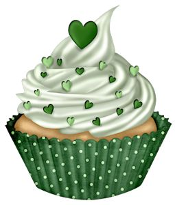 Muffin clipart green cupcake 20+ ideas on Pin posters
