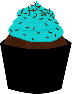 Muffin clipart chocolate cupcake ClipArt: Cake Cup For Keeps: