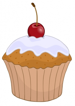 Pastry clipart cherry cupcake Clipart Cupcake fun  Cupcake