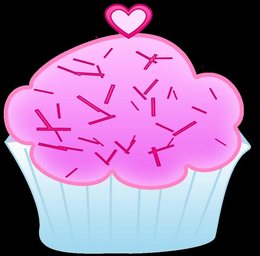 Vanilla Cupcake clipart deviantart DeviantArt Pink by Cupcake WordDraw
