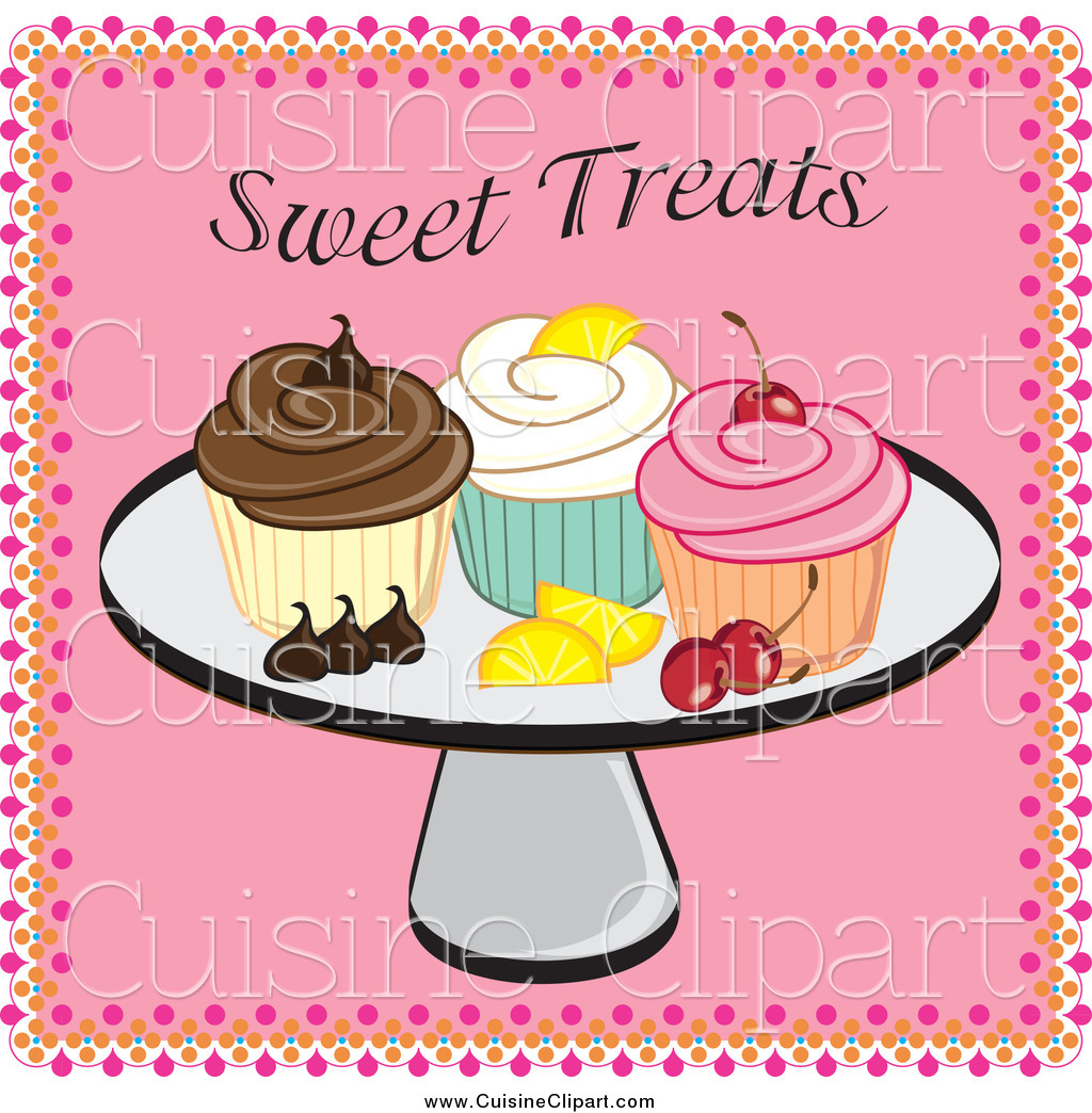 Vanilla Cupcake clipart sweet treat With Cuisine Chocolate of Fruit