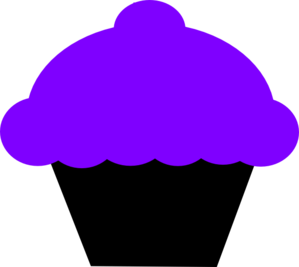 Muffin clipart purple Free purple%20cupcakes%20clipart Purple Cupcakes Clipart