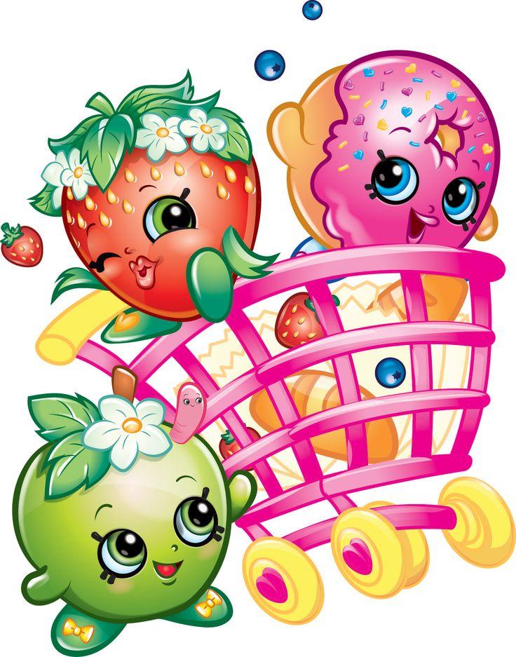 Cart clipart shopkins Pinterest shopkins 25+ ideas Best