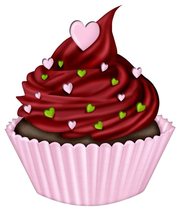 Icing clipart red cupcake Pinterest ideas 20+ Cupcake ●••°‿✿⁀Cupcakes‿✿⁀°••●