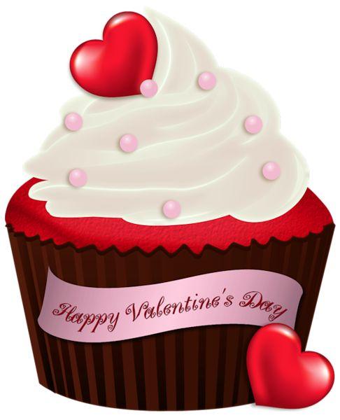 Brownie clipart valentine cupcake · CupcakesBe images on best