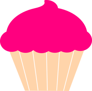 Muffin clipart purple Clip at Cupcake Clip art