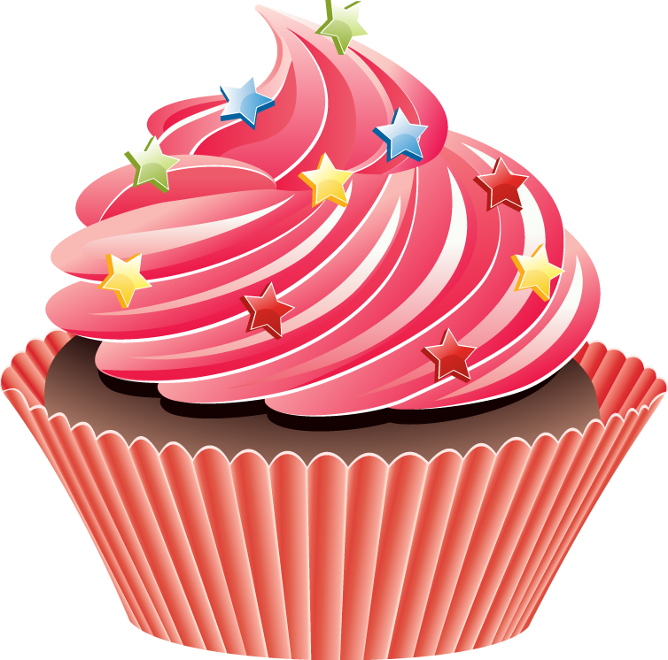 Pastry clipart cupcake Clipart Cupcake Free cupcake clipart