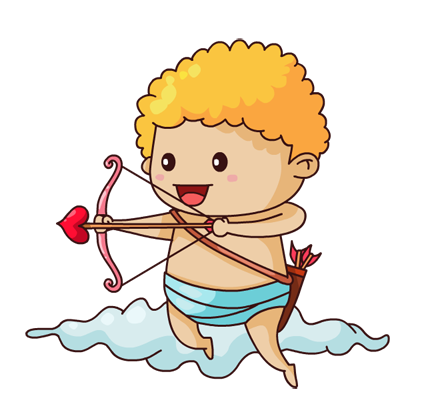 Cupid clipart animated Clip Free to Cupid Download