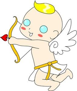 Cupid clipart cherub Image: Cupid Clipart Cherub Shooting