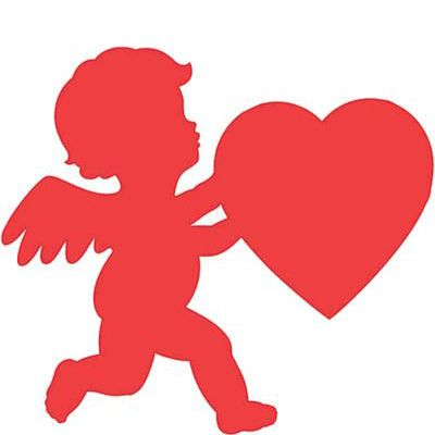 Cupid clipart easy 368 Day Cupid Valentine's about
