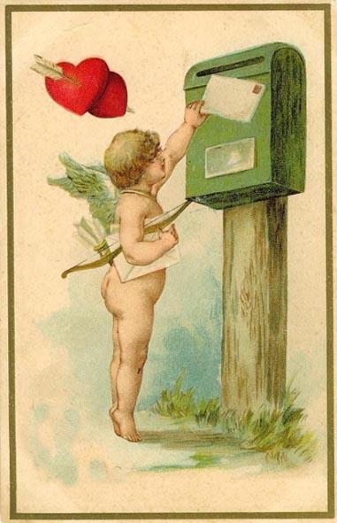 Cupid clipart sad Card Clipart sends old Pics