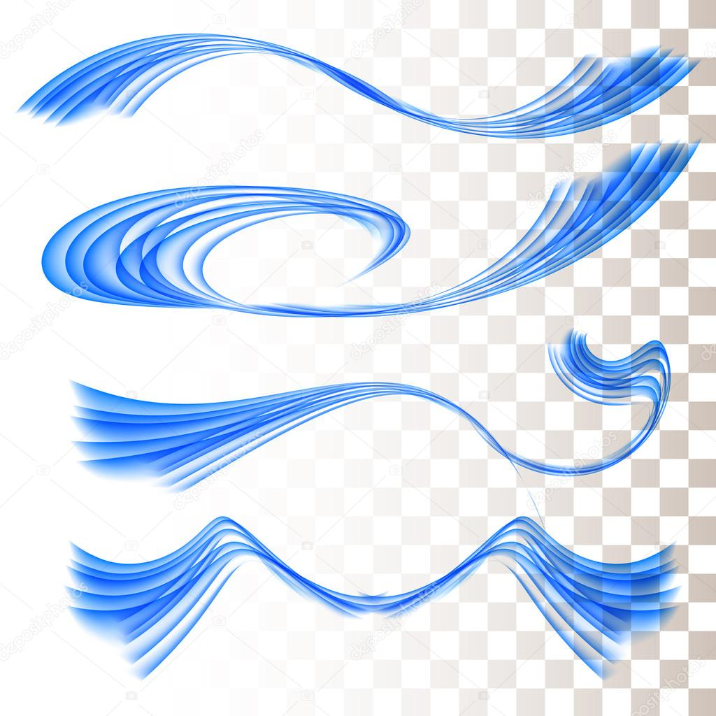 Curl clipart blue wave Your d – wave for