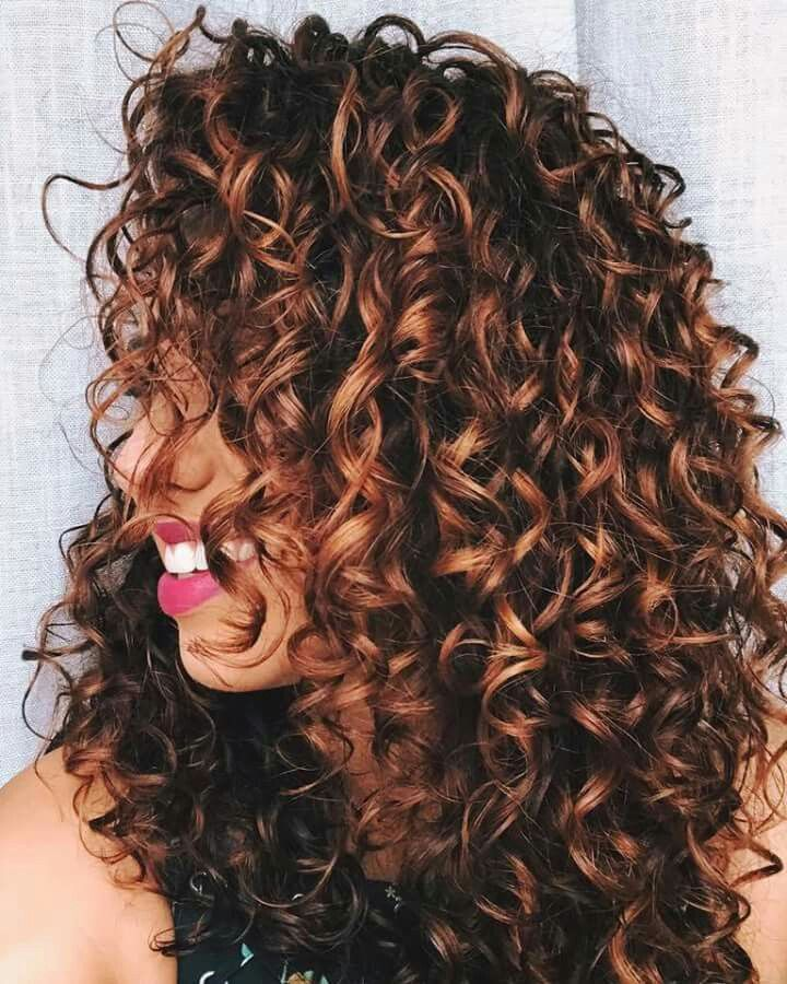Curl clipart brunette hair Natural Curly coloring curls Best